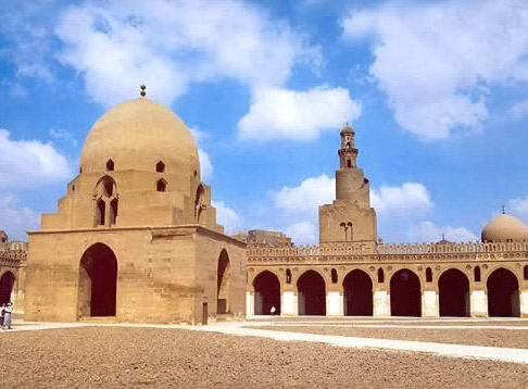 Ibn Tulon Mosque