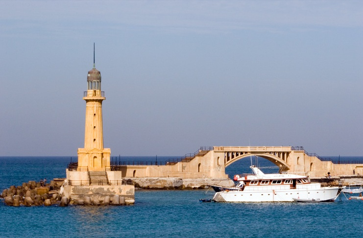 Alexandria Lighthouse