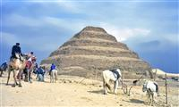 Cairo Day Tour with Pyramids Safari Trip