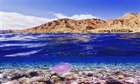 Desert Safri Trip to Dahab with Snorkeling at Blue Hole from Sharm El Sheikh