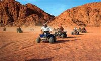 Mega Fun Games & Desert Safari in Sharm El Sheikh