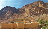 Sharm Day Tour to Saint Catherine's Monastery and Dahab city
