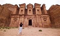 Sharm El Sheikh Day Tour to Petra (Jordan) by ferry