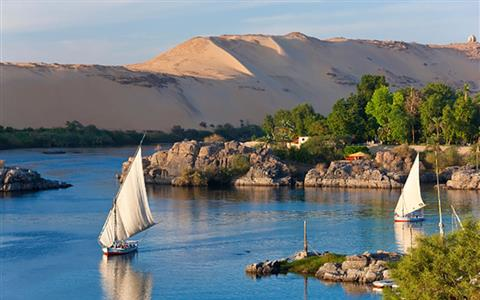 Hurghada with Luxor & Aswan Nile Cruise from Cairo