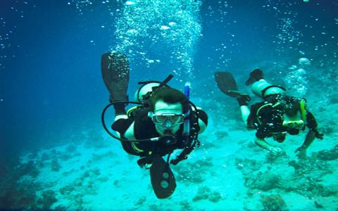 4 Days PADI Open Water Diving Course