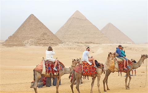 8 days Cairo, Luxor, and Aswan travel Package