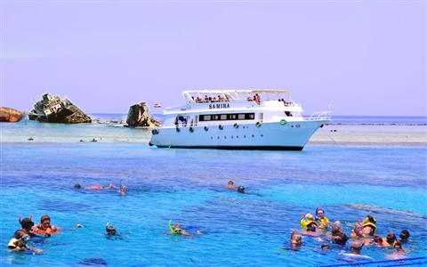 Cairo, Nile Cruise and Sharm Elsheikh