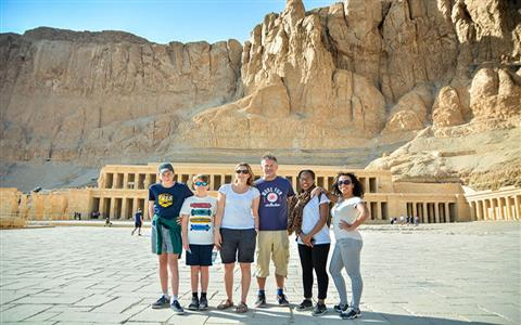 Day Tour to Karnak Temple & Valley of the Kings
