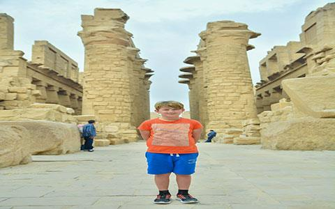 Day Tour to Luxor Karnak Temple & Valley of Kings from Hurghada