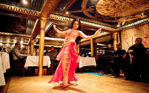 Nile Dinner Cruise with Folkloric Shows