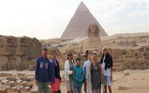 Overnight Tour to the Best of Cairo from Alexandria port