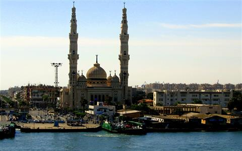 Port Said Quick City Tour from Port Said