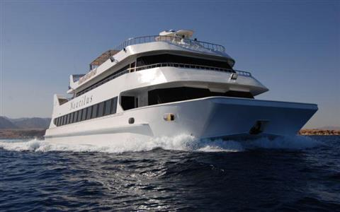 Sharm El Sheikh Snorkeling Day Trip by Nautilus catamaran