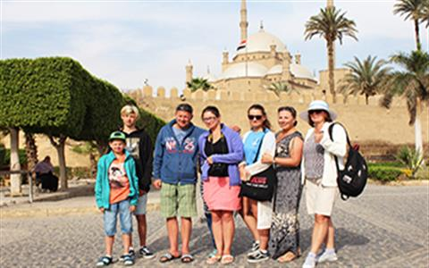Cairo and Luxor 5 Days Travel Package