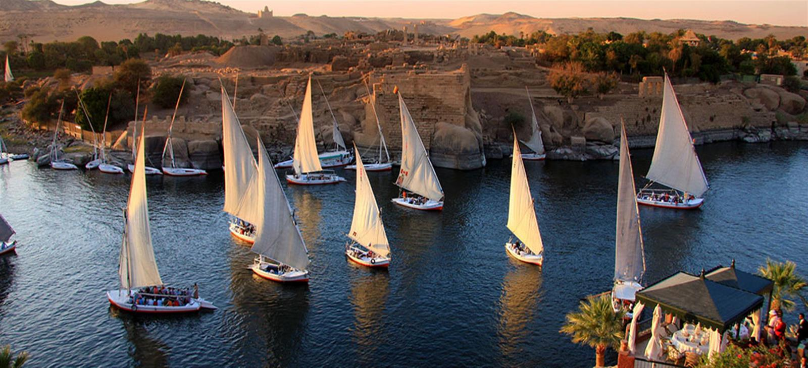 21 days tour all over Egypt