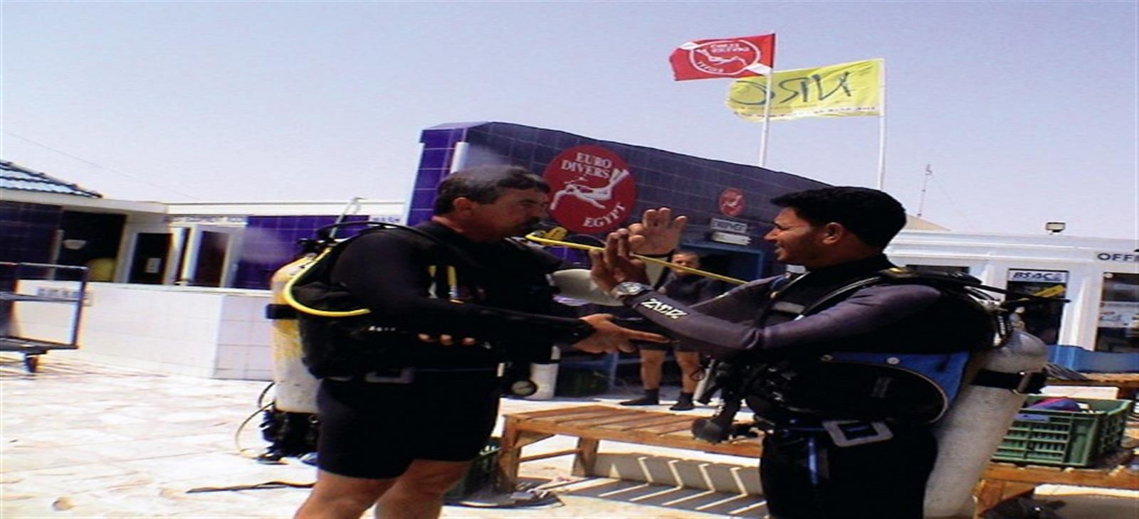 Scuba Diving in Sharm El Sheikh
