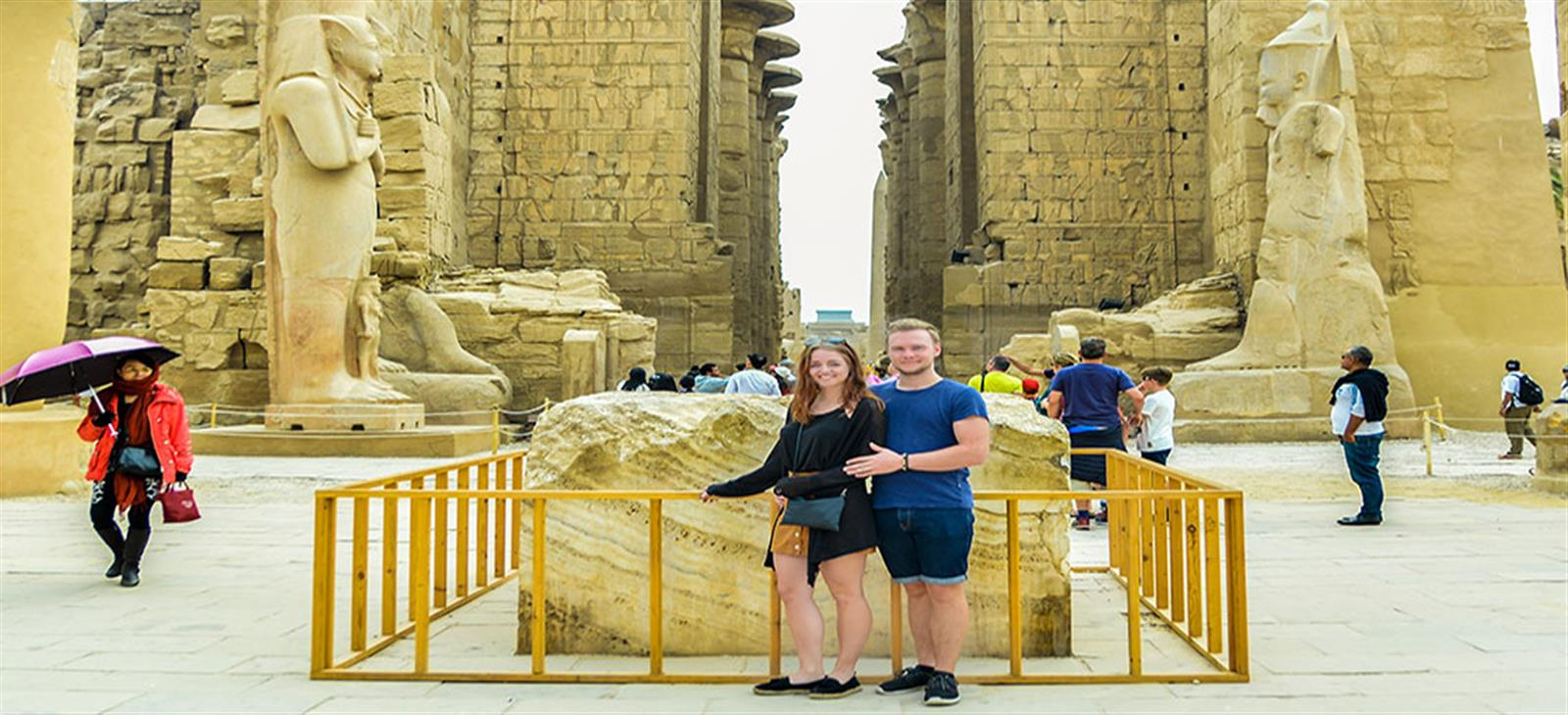 cairo and luxor tour from dahab