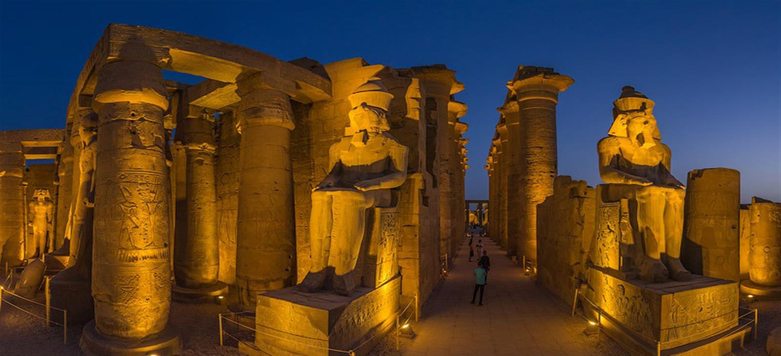 luxury nile cruise luxor